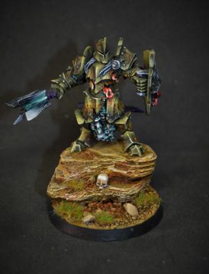 Chaos Lord by Pentafigs