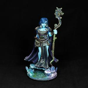 Frost Giant Queen by Frozen Fire Arts