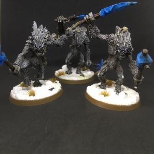 Icefall Yhetees Ogor Mawtribes Warhammer by Juanlurockerman