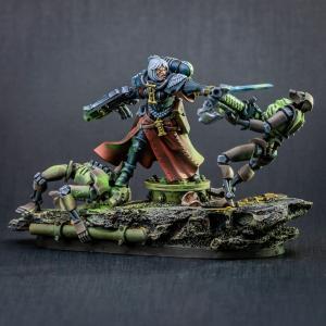 Indomitus Sister of Battle vs Necrons Duel by Horlunov