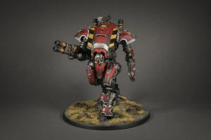 W H40k Armiger Warglaive House Raven by Green Brush