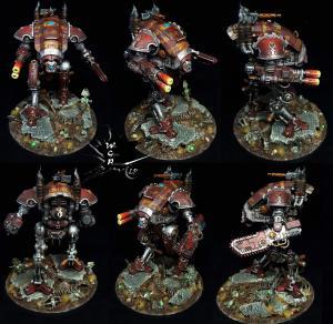 Forgebane Armiger Warglaive Warhammer 40 K
