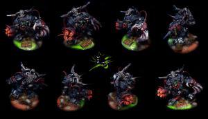 Ghazghkull Thraka Ork Warlord Warhammer 40 K