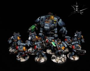 Primaris Space Wolves Tooth and Claw Warhammer 40 K