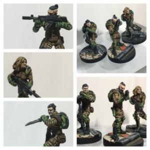 Ghulam Infantry Haqqislam Infinity