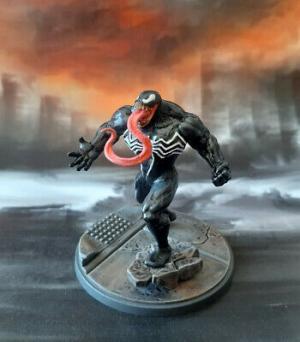 Marvel Crisis Protocol Venom by Cybaer