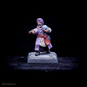 Dn D Character Wizard by El Sabel