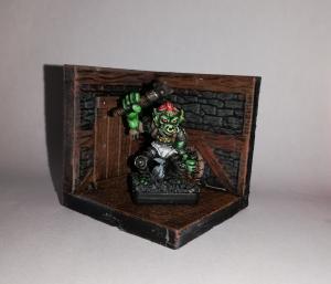 Dnd Boardgame Goblin by Sweetdaddyg