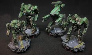 M W O Mechs by Strato by Shadow5606